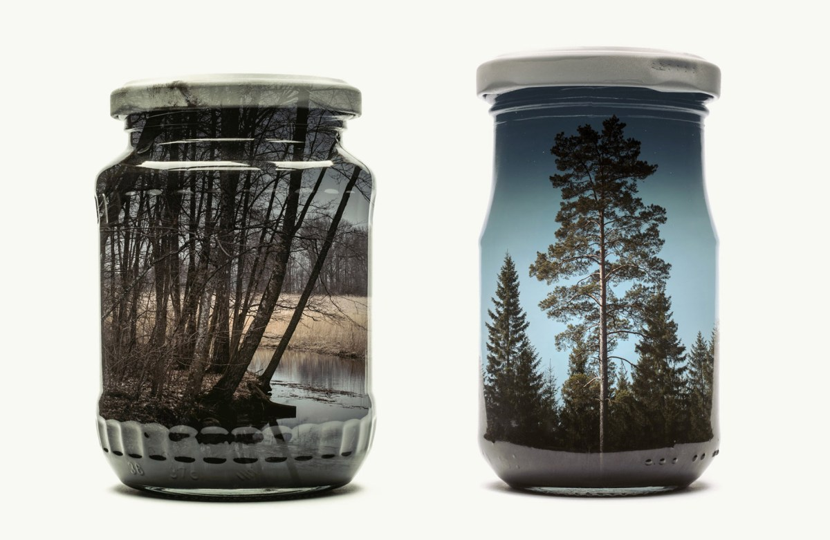 Captured Finnish Landscapes by Christoffer Relander